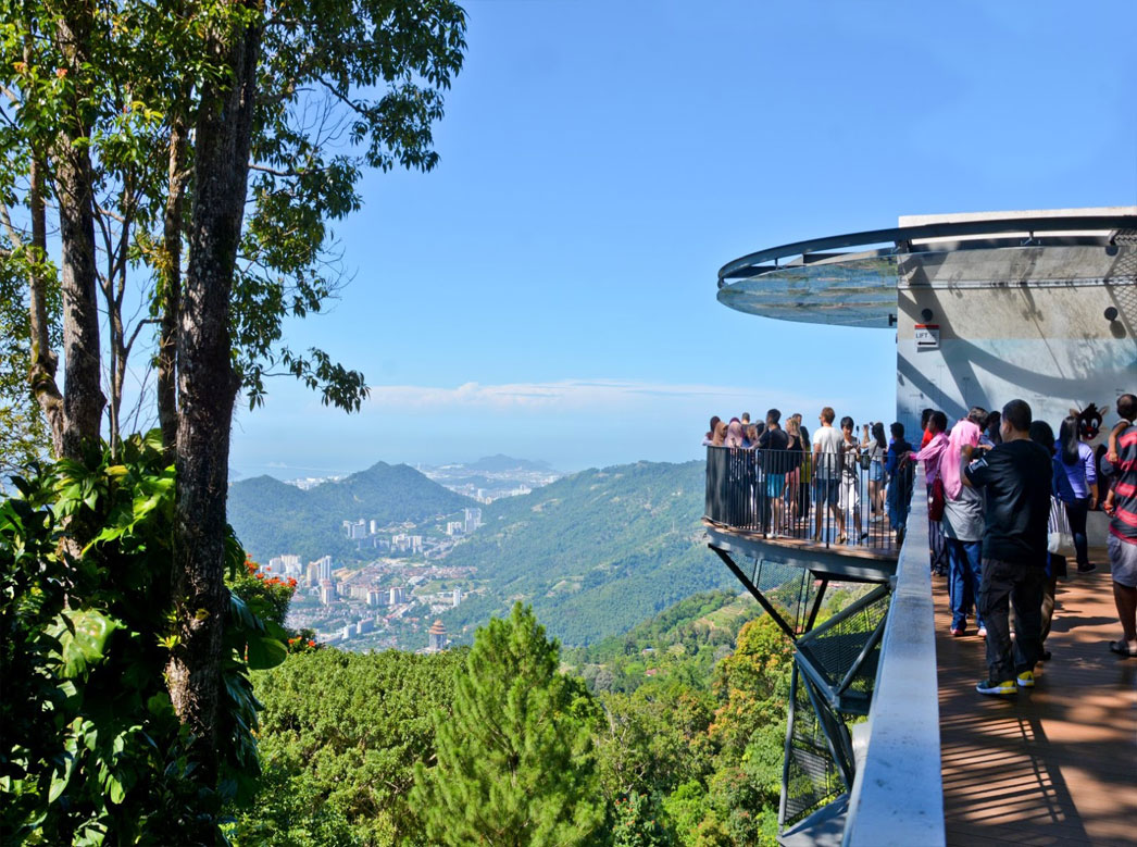 Top Attractions and Sites in Penang